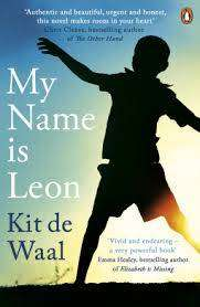 Cover of My Name is Leon - Kit de Waal - 9780241973387