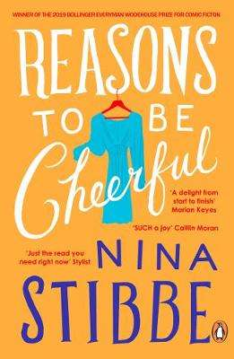 Cover of Reasons to be Cheerful - Nina Stibbe - 9780241974988