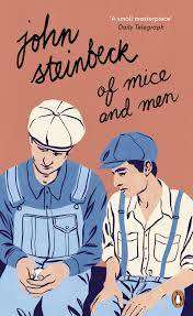 Cover of Of Mice and Men - John Steinbeck - 9780241980330