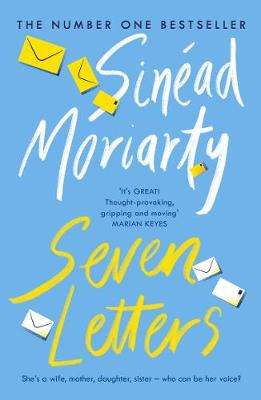 Cover of Seven Letters - Sinead Moriarty - 9780241981078
