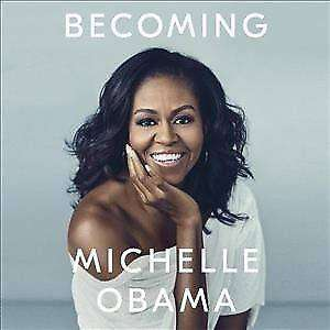 Cover of Becoming - Michelle Obama - 9780241982983