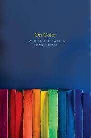 Cover of On Color - David Kastan - 9780300248463