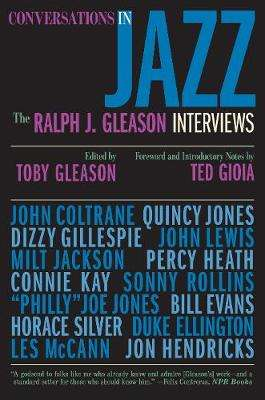 Cover of Conversations in Jazz - Ralph J. Gleason - 9780300255232