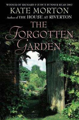 Cover of The Forgotten Garden - Kate Morton - 9780330449601