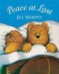 Cover of Peace At Last : Big Book - Jill Murphy - 9780330511292