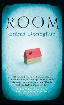 Cover of Room - Emma Donoghue - 9780330519021