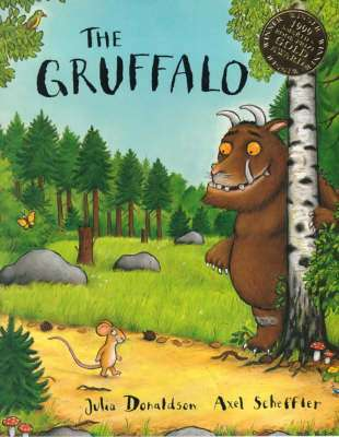 Cover of The Gruffalo Big Book - Julia Donaldson - 9780333901762