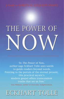 Cover of Power of Now - Eckhart Tolle - 9780340733509