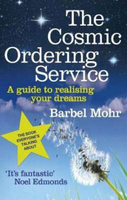 Cover of COSMIC ORDERING SERVICE - Barbel Mohr - 9780340933329