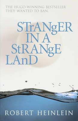 Cover of Stranger in a Strange Land - Robert A. Heinlein - 9780340938348