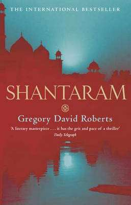 Cover of Shantaram - Gregory David Roberts - 9780349117546
