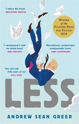 Cover of Less - Andrew Sean Greer - 9780349143590