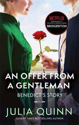Cover of An Offer From A Gentleman (Bridgerton book 3) - Julia Quinn - 9780349429441