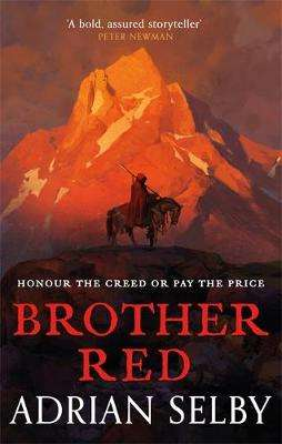 Cover of Brother Red - Adrian Selby - 9780356508443