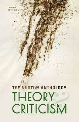 Cover of The Norton Anthology of Theory and Criticism 3rd Edition - Vincent B. (University of Oklaho Leitch - 9780393602951