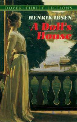 Cover of A Doll's House - Henrik Ibsen - 9780486270623