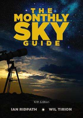 Cover of The Monthly Sky Guide 10th Edition - 9780486832593