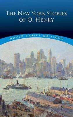Cover of The New York Stories of O. Henry - O Henry - 9780486833880