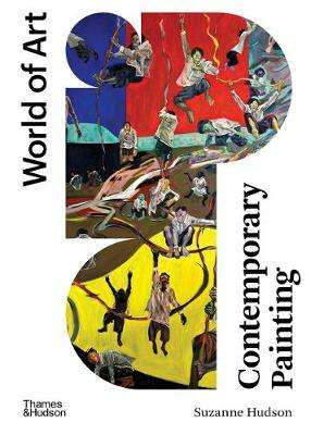 Cover of Contemporary Painting (World of Art) - Suzanne Hudson - 9780500294635