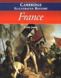 Cover of The Cambridge Illustrated History of France - Colin Jones - 9780521669924