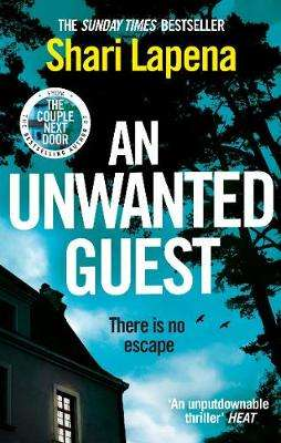 Cover of An Unwanted Guest - Shari Lapena - 9780552174879