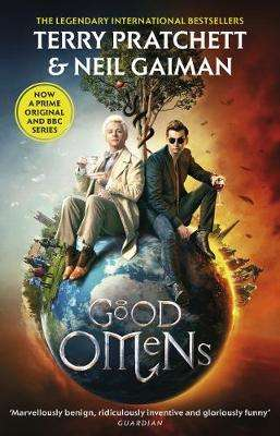Cover of Good Omens - Neil Gaiman - 9780552176453