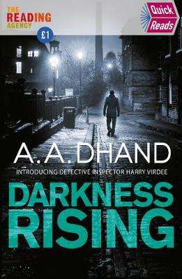 Cover of Darkness Rising - A. A. Dhand - 9780552177092