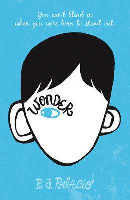 Cover of Wonder - R. J. Palacio - 9780552565974