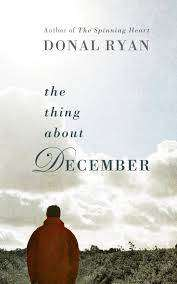 Cover of The Thing About December - Donal Ryan - 9780552773577