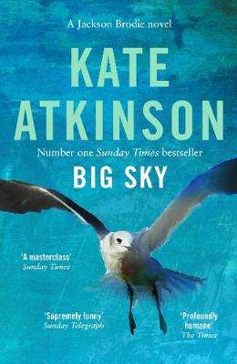 Cover of Big Sky - Kate Atkinson - 9780552776660