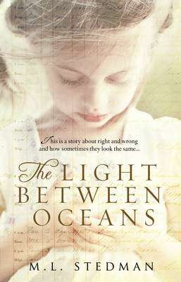 Cover of The Light Between Oceans - M L Stedman - 9780552778473