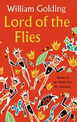 Cover of Lord of the Flies - William Golding - 9780571191475