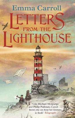 Cover of Letters from the Lighthouse - Emma Carroll - 9780571327584