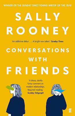 Cover of Conversations with Friends - Sally Rooney - 9780571333134