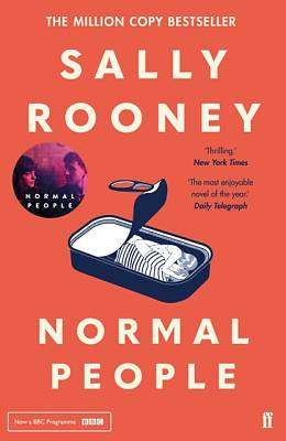 Cover of Normal People - Sally Rooney - 9780571334650