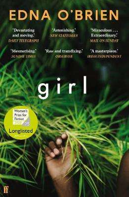 Cover of Girl - Edna O'Brien - 9780571341184