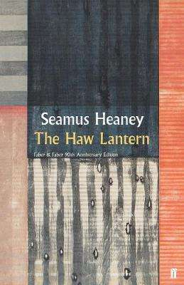 Cover of The Haw Lantern - Seamus Heaney - 9780571352326