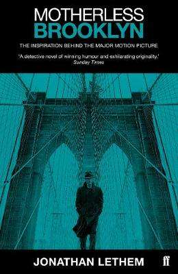 Cover of Motherless Brooklyn - Jonathan Lethem - 9780571359318