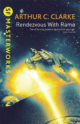 Cover of Rendezvous With Rama - Arthur C. Clarke - 9780575077331