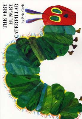 Cover of The Very Hungry Caterpillar - Big Book - Eric Carle - 9780582504714