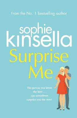 Cover of Surprise Me - Sophie Kinsella - 9780593074817