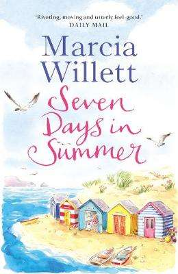 Cover of Seven Days in Summer - Marcia Willett - 9780593076873