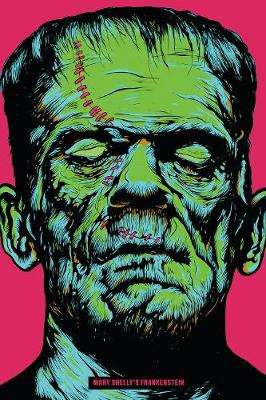 Cover of Frankenstein - Mary Shelley - 9780593203392