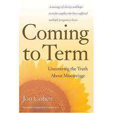 Cover of COMING TO TERM - Jon Cohen - 9780618277247