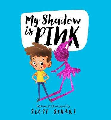 Cover of My Shadow is Pink - Scott Stuart - 9780648728764