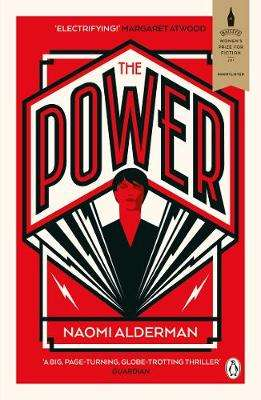 Cover of The Power - Naomi Alderman - 9780670919963