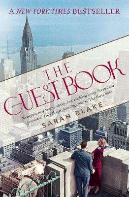 Cover of The Guest Book - Sarah Blake - 9780670920716