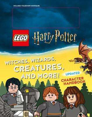 Cover of Witches, Wizards, Creatures, and More! (Lego Harry Potter) - Samantha Swank - 9780702300424