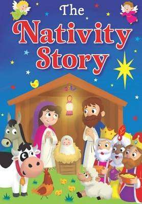 Cover of The Nativity Story - CBC - 9780709726227
