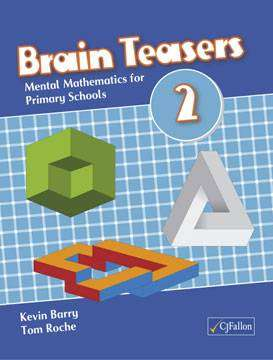 Cover of Brain Teasers 2 - Kevin Barry & Tom Roche - 9780714415512